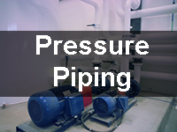 PRESSURE PIPING